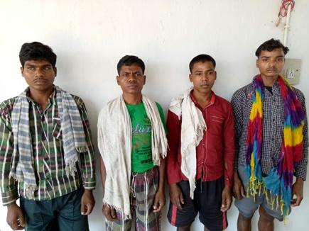 four naxal arrest bijapur 2017320 15627 20 03 2017