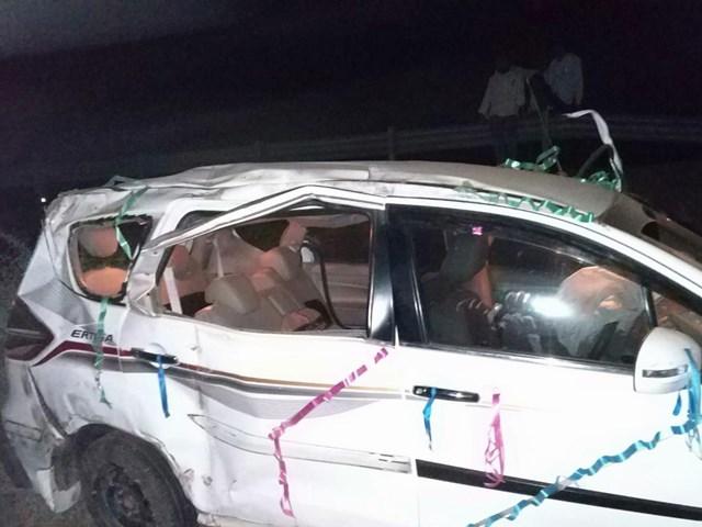 Sagar News : देवरी कला में कार दुर्घटना में चार लोगों की मौत