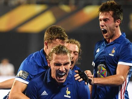 Men's Hockey World Cup: ओलिंपिक चैंपियन अर्जेंटीना को 5-3 से हरा फ्रांस क्रॉसओवर में