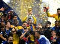 20 साल बाद फ्रांस फिर विश्व फुटबॉल चैंपियन, क्रोएशिया को 4-2 से हराया