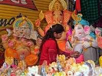गाजे-बाजे के साथ विराजेंगे गौरी नंदन भगवान गणेश