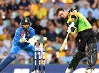India vs Australia T20 live cricket score: ऑस्ट्रेलिया की रोमांचक जीत, सीरीज में 1-0 की बढ़त