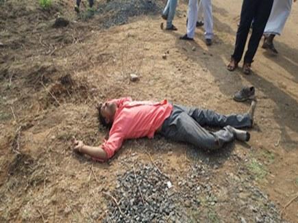 नरसिंहपुर : गाडरवारा में युवक की लाश मिली, हत्या की आशंका