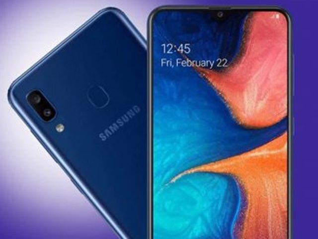 Samsung Galaxy A20 की पहली सेल आज, जानिए कीमत और स्पेसिफिकेशंस