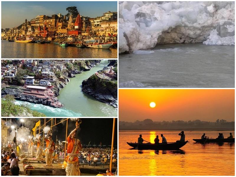 Ganga Dashara 2019: शिव की जटा से सात धाराओं में धरती पर प्रवाहित हुई थी गंगा