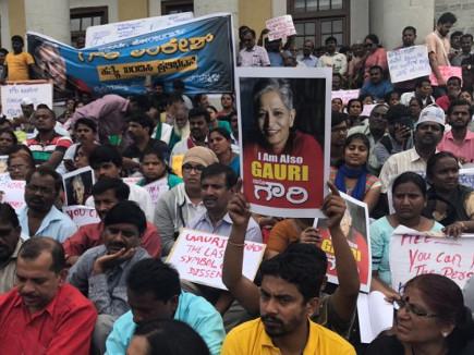 gauri lankesh murder 10 09 2017