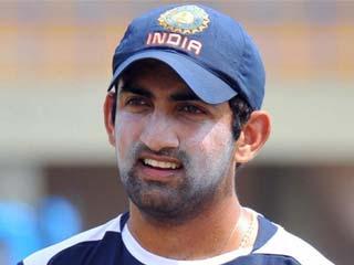 गंभीर की भारतीय टेस्ट टीम में वापसी