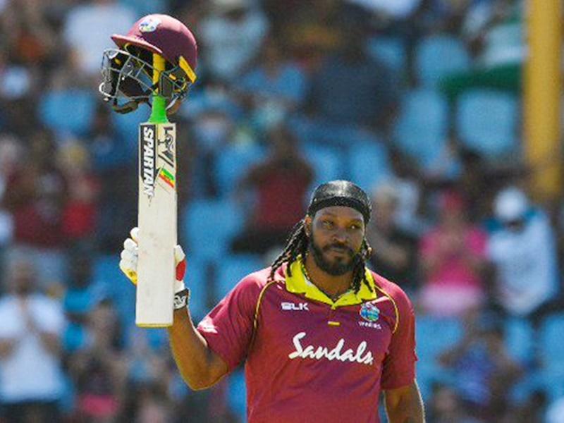 विस्फोटक बल्लेबाज गेल की धमाकेदार विदाई, अंतिम मैच में भी दिखाया जलवा, ऐसा रहा रिकॉर्ड