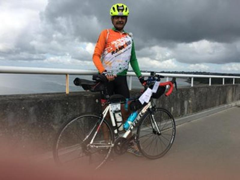 फ्रांस की सबसे पुराने साइकिलिंग इवेंट को पूरा करने वाले पहले भारतीय सर्विंग जनरल बने अनिल पुरी