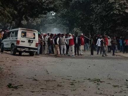 Ghazipur violence : हेड कांस्टेबल की हत्या के मामले में 102 लोगों पर मुकदमा, 11 गिरफ्तार
