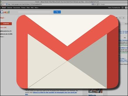 सुरक्षा बढ़ाने के लिए खुद समाप्त होने वाले ईमेल पर काम कर रहा जीमेल