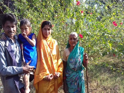 अनूठी श्रद्धाः बस्तर की आराध्य देवी मां दंतेश्वरी के लिए इन्होंने तैयार की माई की बगिया