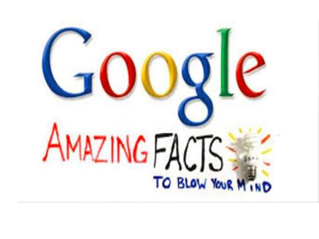 Google के बारे में आप भी जानिए ये जानी-अनजानी बातें