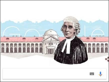 google doodle cornelia sorabji 15 11 2017