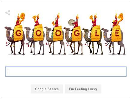 google doodle republic day 26 01 2016