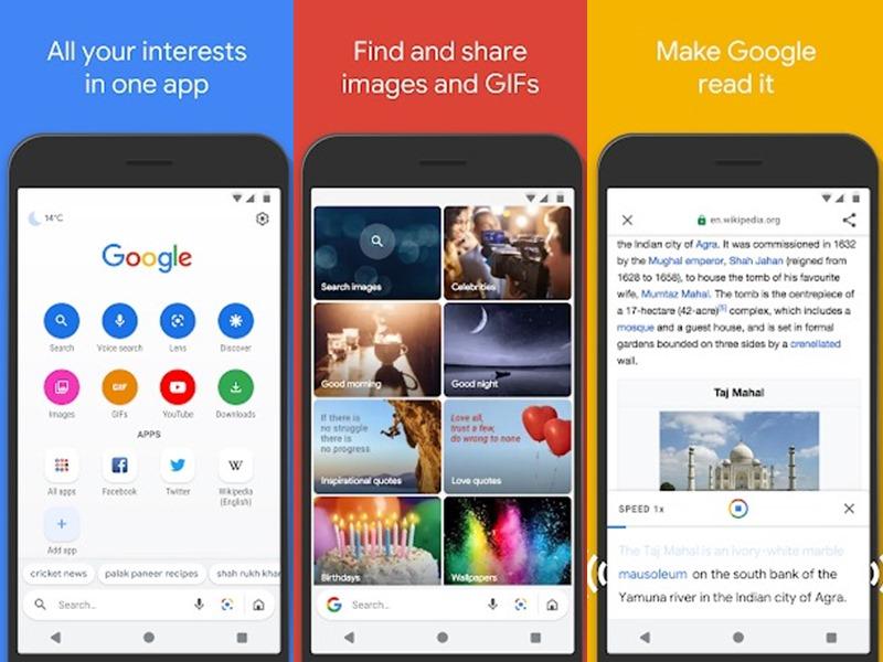 Google Go Search हुआ रोल आउट, सर्चिंग होगी और तेज और आसान