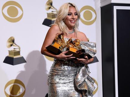 Grammy Awards 2019: इमोशनल हुईं लेडी गागा, A.R रहमान ने फैमिली संग किया एंजॉय