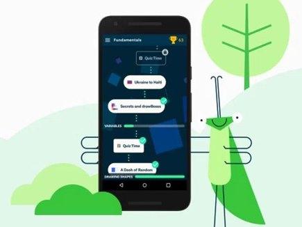 गूगल ने लॉन्च किया Grasshopper ऐप, फोन पर सीख सकेंगे कोडिंग