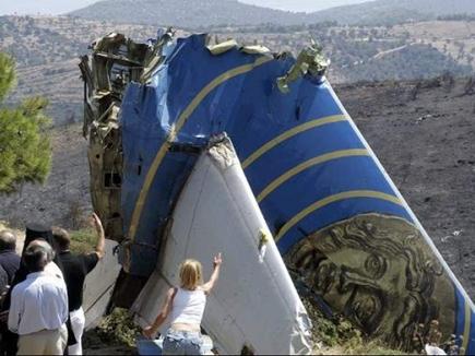 लो केबिन प्रेशर की वजह से ग्रीस में क्रैश हो गया था बोइंग एयरक्राफ्ट