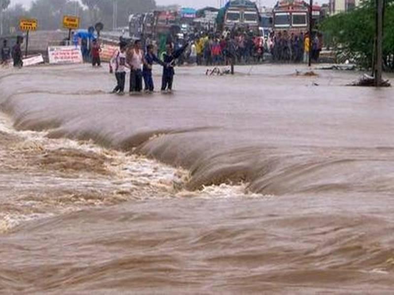गुजरात: अब तक हुई औसत से 86.45 अधिक प्रतिशत बारिश, छलक उठे 40 जलाशय