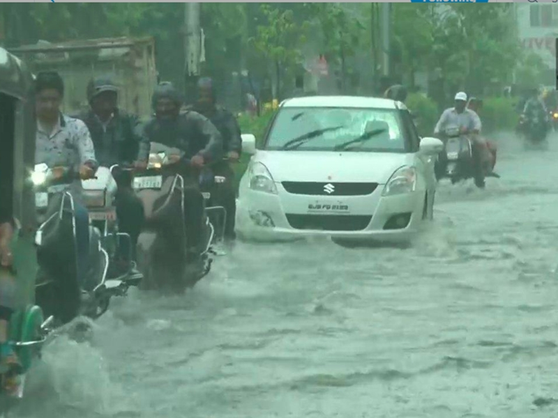 Monsoon Update: गुजरात पर भारी पड़ सकते हैं अगले 5 दिन, मौसम विभाग ने जारी की यह चेतावनी