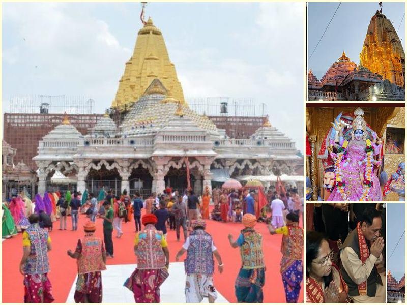 Gujarat Ambaji Fair : गुजरात का प्रसिद्ध अंबाजी मेला शुरू, 20 लाख से अधिक श्रद्धालुओं के आने का अनुमान