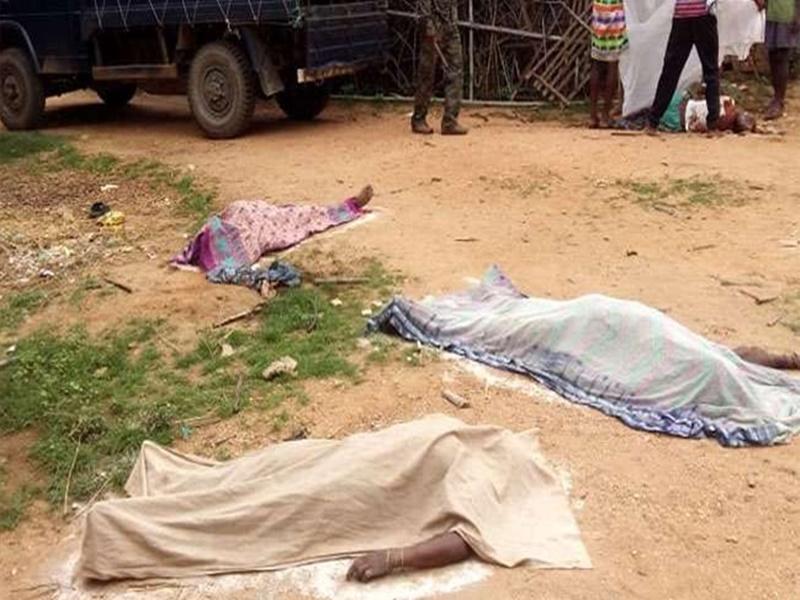 Mob Lynching in Gumla: झारखंड के गुमला में डायन के संदेह में 4 लोगों की पीट-पीट कर हत्या