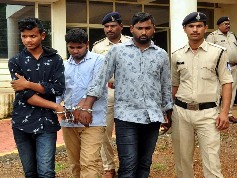 Guna News : तीन अंतरराज्यीय तस्कर गिरफ्तार, 40 किलो गांजा जब्त