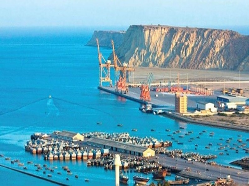 Gwadar Port: ग्वादर सात साल में कराची से होगा आगे, 47 हजार नौकरियां पैदा होने का दावा