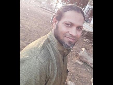 पुलिस जवान को चकमा देकर सऊदी अरब का घुसपैठिया अलमक्की भागा