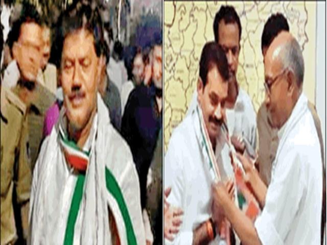 Lok Sabha Elections 2019 : गले में गमछा डाल 'राजा' और 'महाराजा' चल रहे शह-मात की चाल