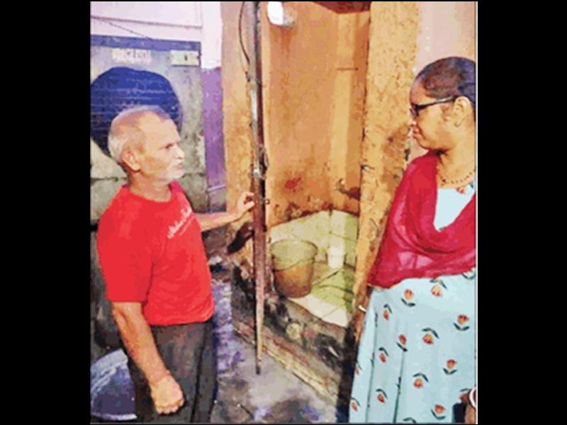 रहे सावधान: शौचालय वाले पानी से मिठाई बना रहा था जोधपुर मिष्ठान भंडार