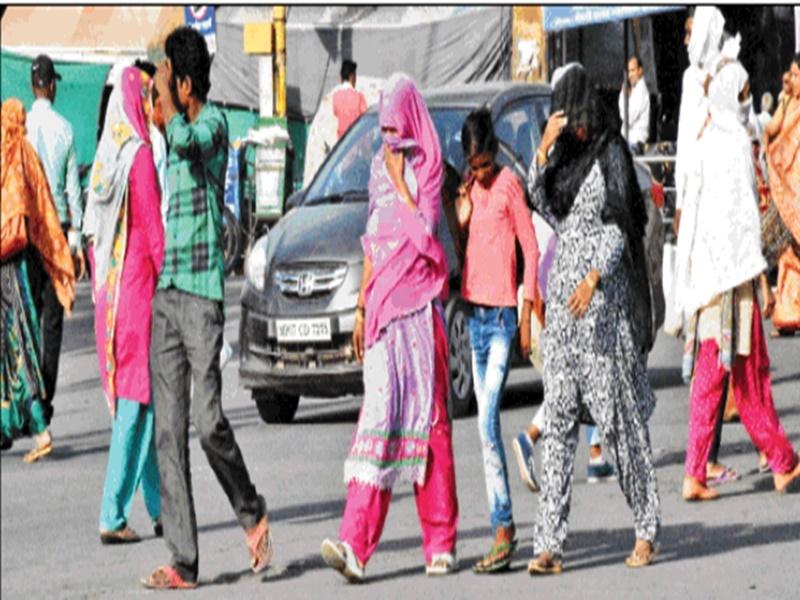 Gwalior Weather Alert : सीजन का सबसे गर्म दिन रहा सोमवार, पारा 48 डिग्री के करीब पहुंचा