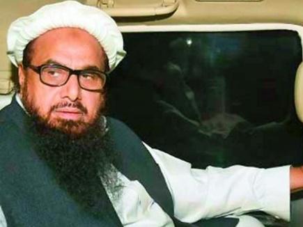 पाक में हाफिज सईद के खिलाफ कार्रवाई शुरू