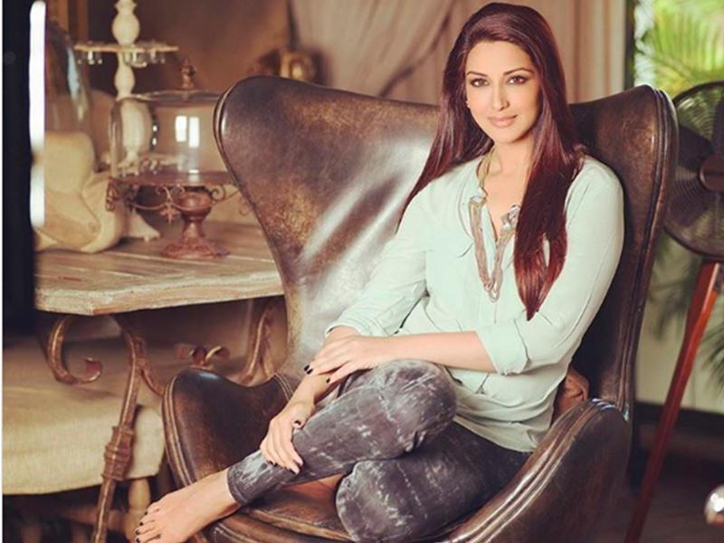 फिर लंबे और खूबसूरत बालों में दिखी Sonali Bendre, इंस्टाग्राम पर शेयर किया फोटो
