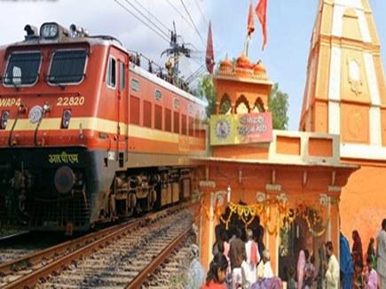 इस मंदिर के आगे ट्रेन की रफ्तार भी हो जाती है धीमी