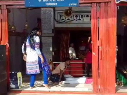 hanuman temple jabalpur mp 12 08 2017