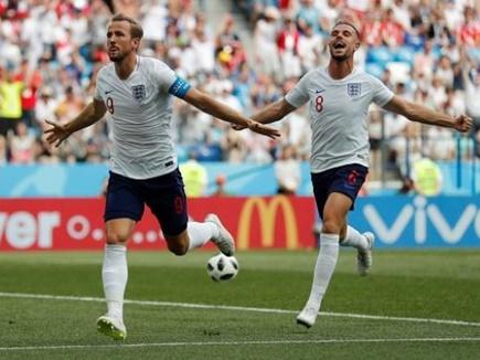 इंग्लैंड ने पेनल्टी शूटआउट में कोलंबिया को हराया, इतिहास रचते हुए क्वार्टर फाइनल में