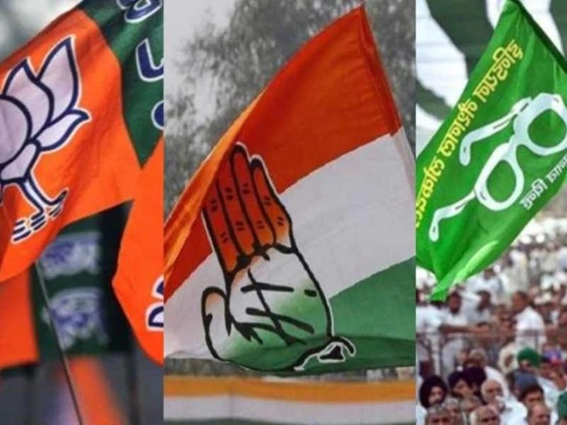 Haryana Election Exit Poll 2019 : हरियाणा में फिर बनेगी BJP की सरकार, मिल रही अधिकतम सीटें