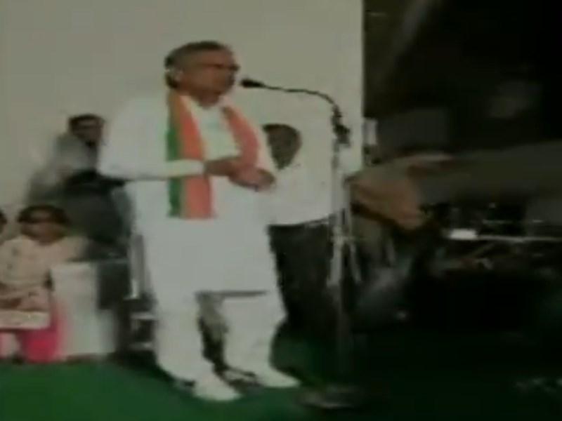 Haryana Vidhan Sabha Chunav: BJP के इस उम्मीदवार ने कहा - 'चुना गया तो खत्म होगी चालान की दिक्कत'