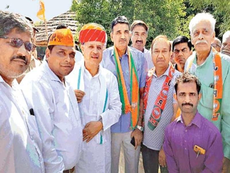 Haryana Chunav 2019: हरियाणा में कांग्रेस को लगा एक और झटका, पूर्व मंत्री जसवंत सिंह ने थामा भाजपा का दामन