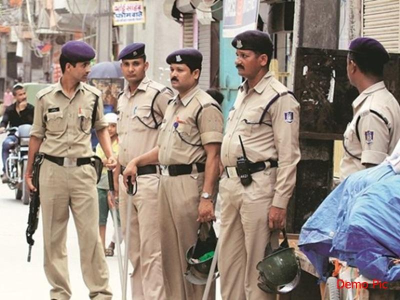 Haryana Election 2019 : मतदान से पहले हरियाणा पुलिस ने जब्त की 8.52 करोड़ रुपए की नकदी और शराब
