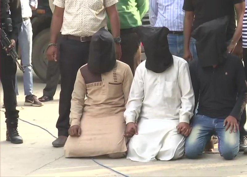Kamlesh Tiwari Murder Case : नया वीडियो आया सामने, CCTV फुटेज में देखें आरोपियों की धरपकड़