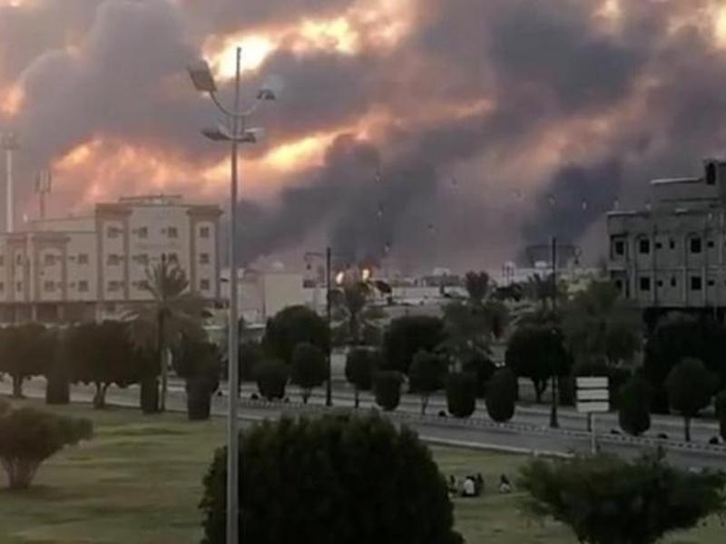सऊदी का आरामको अभी भी है निशाने पर, इलाके से निकल जाएं विदेशी : हौती विद्रोही