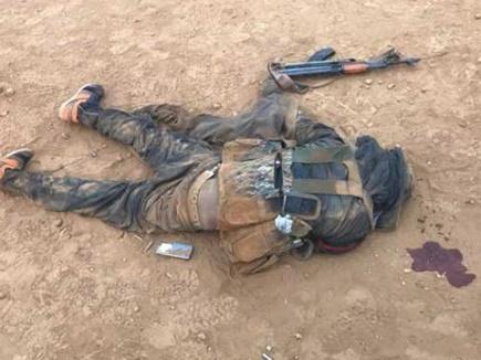 हजारीबाग में मुठभेड़: दो उग्रवादी ढेर, हथियार बरामद