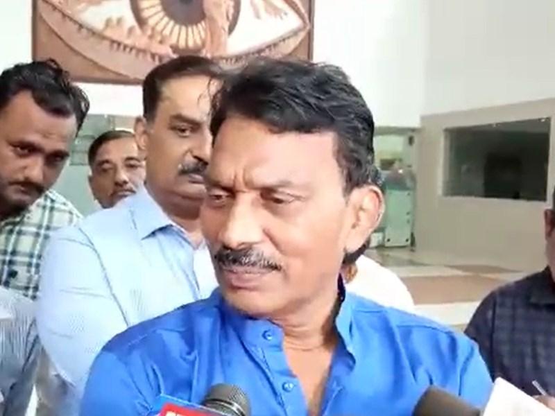 Video Indore Eye Hospital : स्वास्थ्य मंत्री ने कहा- मरीजों को दी जाएगी पेंशन