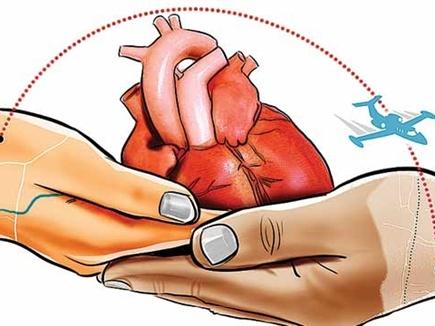 अंगदान में बनेगा इतिहास, इंदौर के लिए आ रहा सूरत से दिल