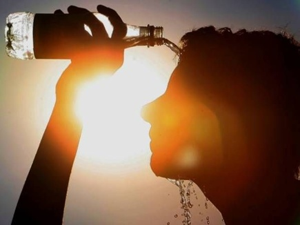 नौतपा से ज्यादा तपा श्योपुर, पारा 47.6 डिग्री सेल्सियस पर पहुंचा