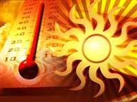 राजस्थान में तापमान 49 डिग्री पार, ट्रेन के डिब्बे में लगी आग