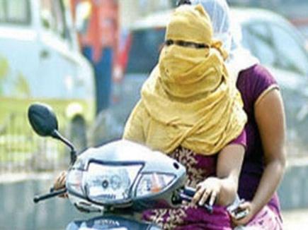 खजुराहो में पारा 46 डिग्री पर, कई स्थानों पर लू की चेतावनी